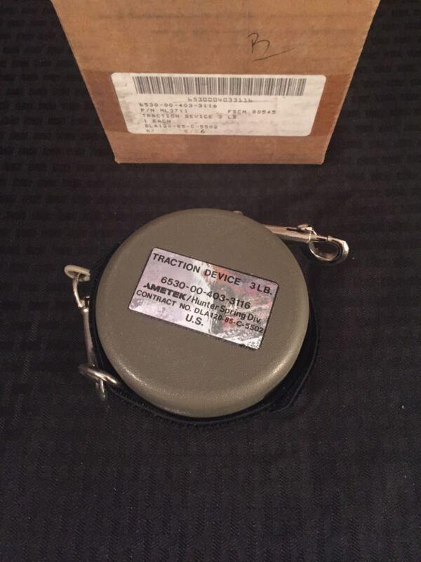 New Ametek Traction Device 3lb 6530-00-403-3116
