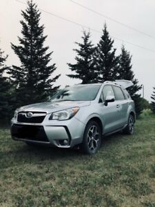 2015 Subaru Forester XT limited