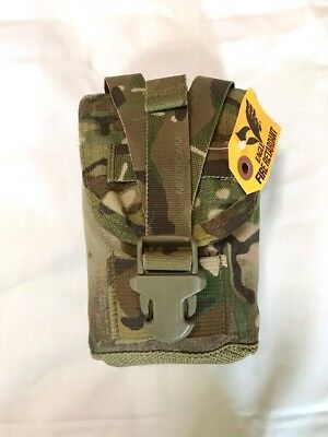Eagle Industries V2 Canteen Nalgene Pouch W/ Drawstring Sporting Goods