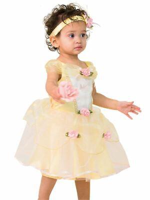 ★ Belle Disney Traum Prinzessin Princess Baby  68-92  Belle und das Biest - Baby Belle Kostüm
