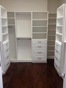 Get Quality Custom Closets and Storage Solutions for $395 Kitchener / Waterloo Kitchener Area image 8