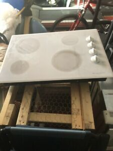 Fridgedaire stove top and whirlpool over for sale