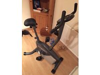 Roger Black Magnetic Exercise Bike