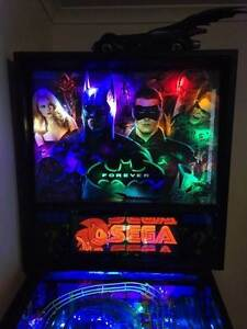 Batman Forever Pinball machine - Collectors Quality Truganina Melton Area Preview