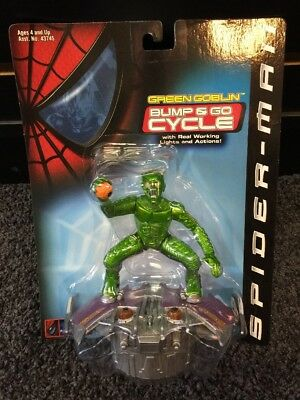 MARVEL SPIDERMAN TOY BIZ