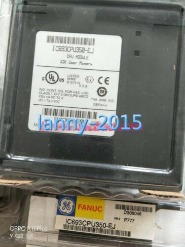 1pc Fanuc Module Ic693cpu350-ej