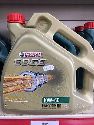 Castro Edge 10w60 4L - BMW M MODELS