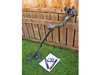 "Minelab Explorer SE Metal Detector With 13""Ultimate Coil"