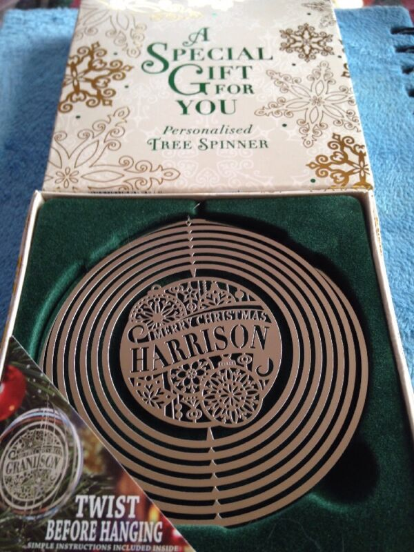 Harrison+Tree+Spinner%2C+Gift+Boxed%2C+Christmas+Decoration