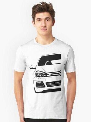 Golf Mk6 R Best Shirt Design Slim Fit