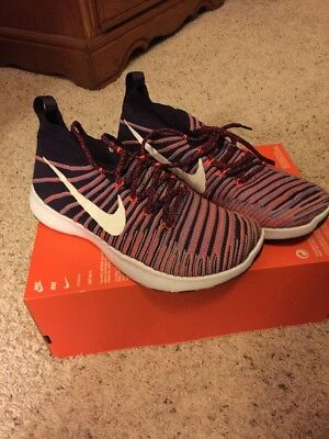 Nike Free Train Force Flyknit Mens Size 11  150 From Nike Outlet