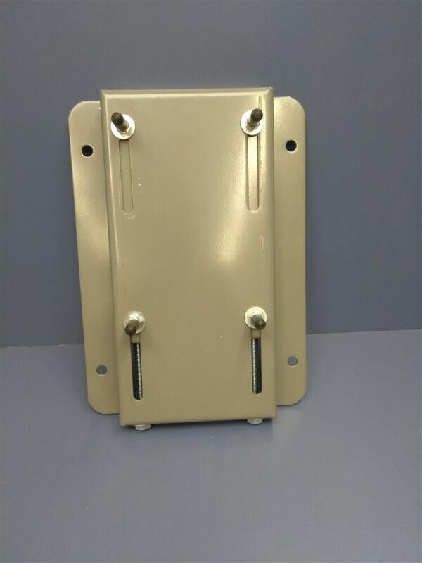 213T Frame Electric Motor Base Mount Adjustable Slide Plate Universal Mounting