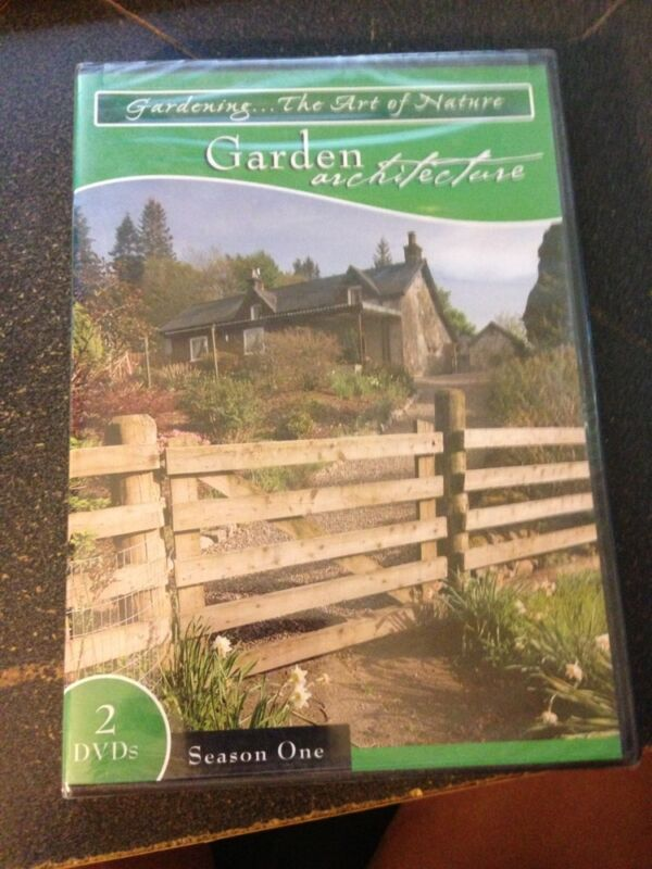 Garden Architecture: Season One (DVD, 2009, 2-Disc Set)BRAND NEW