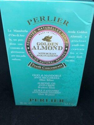 Perlier Golden Almond Youth Serum  Bio Phase Elixir Anti Crepe 3 2 Fl Oz Sealed