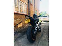 Honda cbr900rr streetfighter