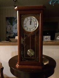 Bulova C3375 CIRRUS Wall Chime Clock
