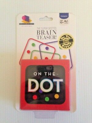 On the Dot Brain Teaser Puzzle Brainwright Ages Best Game