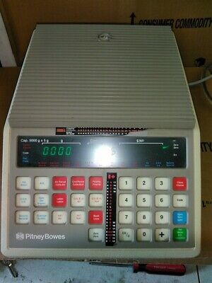 Pitney Bowes Scale Digital Display-5820 Postage Scale