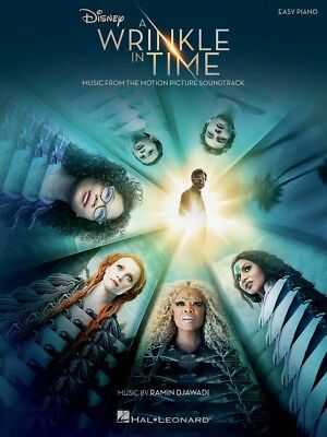 A Wrinkle in Time Sheet Music from Movie Soundtrack Easy Piano Book 000277257