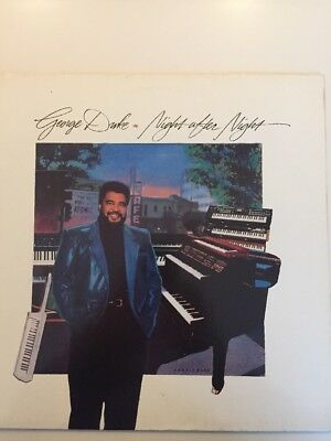 George Duke ‎– Night After Night Label: Elektra ‎– 60778-1 for sale  Shipping to South Africa