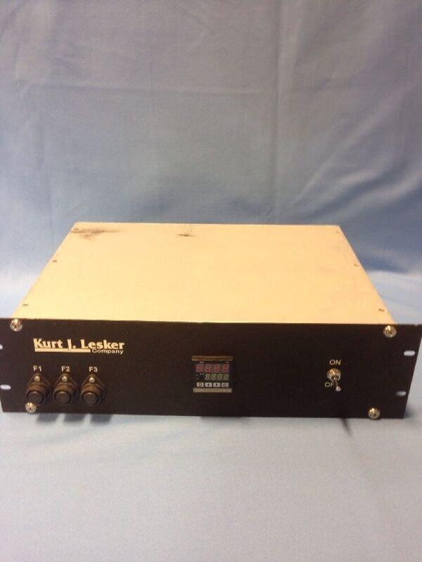 Kurt J. Lesker Power Supply, Controlled, 2 Kw Scr, Type K T/c, Raw Shps2kw-k-r