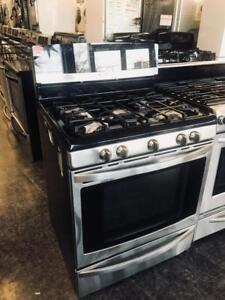 BLOWOUT STOVES AT BARCELONA APPLIANCES! UP TO 15% OFF BETWEEN 11 AND 2OTH JANUARY!!