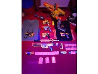 **£100 (nerf collection)