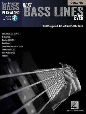 Black Sabbath Sheet Music Bass Play-Along Book and Audio NEW 000701180