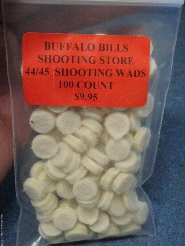 BUFFALO BILLS WONDER WADS  44/45