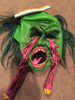 Eye Socket Halloween (Adult Exploding Eye Sockets  Halloween Mask NEW One Size Fits Most)