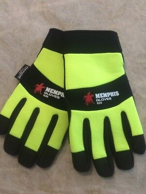 Menphis 926xl Work Gloves With Thinsulate Size Xl New