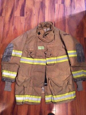 Firefighter Globe Turnout Bunker Coat 44x35 G-xtreme Halloween Costume 2007