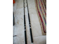 Fishing Rods - Abu Garcia Seven (2) new unused £15 each
