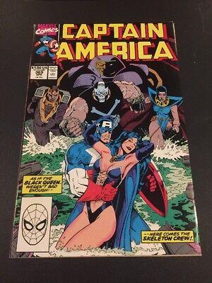 CB2 Captain America #369 (Apr 1990, Marvel)