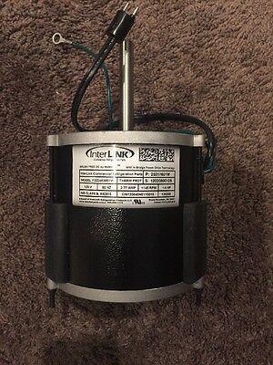 Heatcraft 25317601s Motor 25317601 Interlink Bohn Refrigeration Fan 14 Hp 120