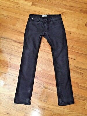Acne Studios Men's Max Cash Jeans 32 X 34