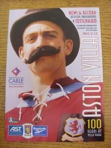 19-04-1997-Aston-Villa-v-Tottenham-Hotspur-No-Apparent-Faults