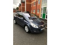 Vauxhall corsa 1.4 design. cheap as want a quick sale for deposit on new car. £995.