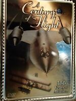 A Century of Flight, (4 disc and book)