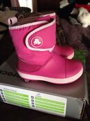 Crocs Kids Crocband Gust Boot