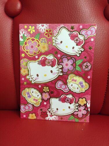 Hello Kitty - Sanrio Hello Kitty And Sheep Head Lunar Year Envelope 8pcs (HK)