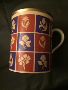 2002 QE2 GOLDEN JUBILEE SPODE LIMITED EDITION MUG Number 335 Out Of 500 Made New