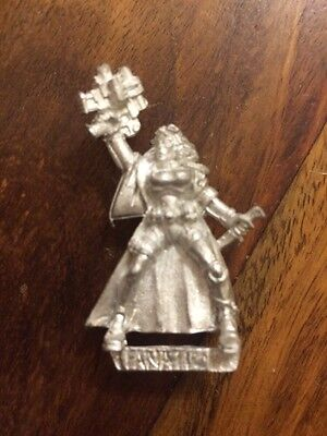 Necromunda Rare Female Bounty Hunter Fanatic Games Workshop Warhammer