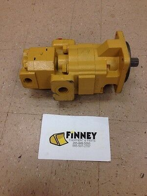 87433897 New Case 580sl 580sm 580sl Series 1 2 Backhoe Hydraulic Pump 14 Spline