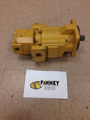 87433897 New Case 580sl 580sm 580sl Series 2 Backhoe Hydraulic Pump 17 Spline