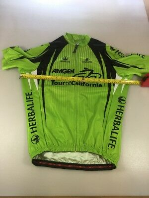 Hincapie Amgen Cycling Jersey Small S  5802