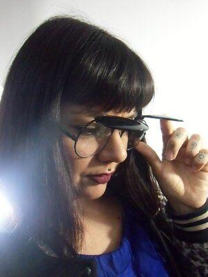 Gafas de Sol Doble Uso Y Cristales Transparentes Original Rock