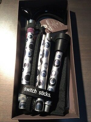 Switch Stick Cane Walking Aid, used for sale  Shipping to Nigeria