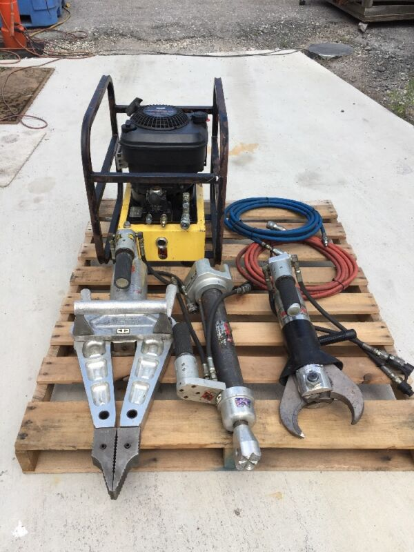 Amkus Rescue System Jaws Of Life