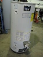 Used / Reconditioned  Hot Water Heaters